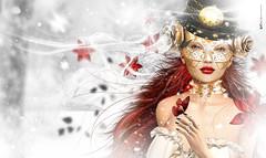Mιѕѕy :: Red вυттerғly .:. Pιℓє Uρ .:. (AyE ღ Mє, му Єηяιqυє ♥ му Λят) Tags: digitalart digitalpainting digitalfantasy painting artworks portraits beauty illustrations artportrait ritratto retrato portrature dreamy vision magical emotionalart emotional pileup red snow snowqueen