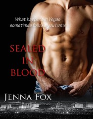 Sealed in Blood (CoverReveals) Tags: romance paranormal curse erotic thriller suspense horror native american