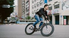 (Y.C.Tang (唐以全)) Tags: fahrrad bicicleta bicicletta velo 자전거 픽시 自転車 ピスト trackbike pista 死飛 競輪 keirin fixie fixedgear 固齒 bikeporn bicycle cycling fixieporn vsco bmc zipp ananta