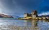 67 ~ 365 ..... Eilean Donan Castle (BGDL) Tags: lightroomcc nikond7000 bgdl landscape afsnikkor18105mm13556g high5~365 lochduich eileandonnacastle dornie scotland historic creativecomposition weeklytheme flickrlounge