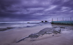 Be Somebody (Bass Photography) Tags: theentrance centralcoast newsouthwales seashore seascape longexposure sunrise theentrancepools australia