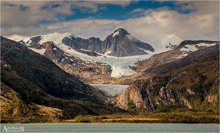 Francia Glacier, Chile