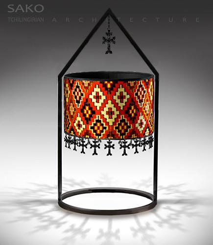 Armenian Table lamp