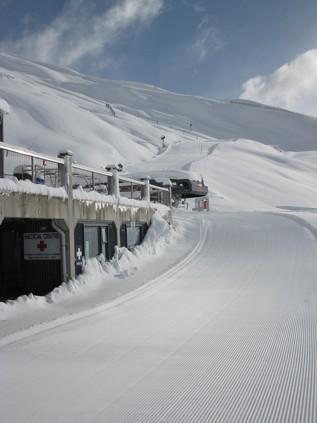 SNOW 13 July -1