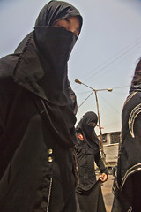 HL8A1824 (deepchi1) Tags: india muslim hijab bombay mumbai niqab