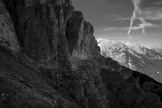 Sentiero dei Pionieri (Monte Piano)