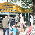 Gates open to the Book Festival