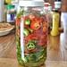 Refrigerator jalapeno pickles