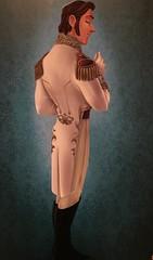 Elsa & Hans Faitytale Designer D23 (Disney Dolls Fan) Tags: fairytale frozen store couple doll dolls designer hans disney elsa luxe villains coronation d23 couronement