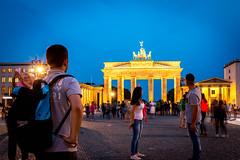 Bradenburg Tor (Apollo Mars) Tags: berlin tor bradenburg selfie
