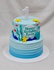 Under the sea ombre birthday cake (jennywenny) Tags: birthday sea fish cake starfish under first ombre whale buttercream