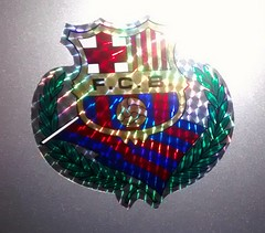 FCB! (OSIRIS 27) Tags: art photo foto catalunya bara fcb escut sanpe futbolclubbarcelona osiris27