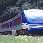 鉄道車両の写真
