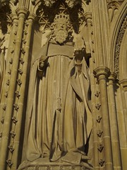 King, Canterbury Cathedral