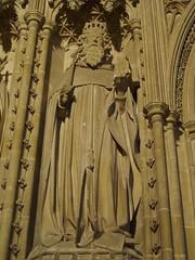 King, Canterbury Cathedral
