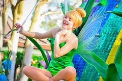 Festival of Fantasy (EverythingDisney) Tags: tinkerbell disney parade pixie fairy disneyworld wdw waltdisneyworld neverland magickingdom fof festivaloffantasy