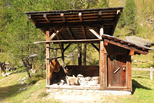 Ausflug zum Goldgräberdorf am 19.09.2015