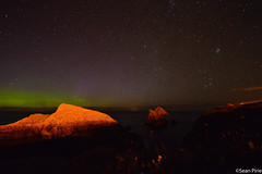 DSC_0736 (sean.pirie2) Tags: from water reflections photography lights coast scotland long exposure scottish aurora roadside northern moray borealis buckie portknockie strathlene