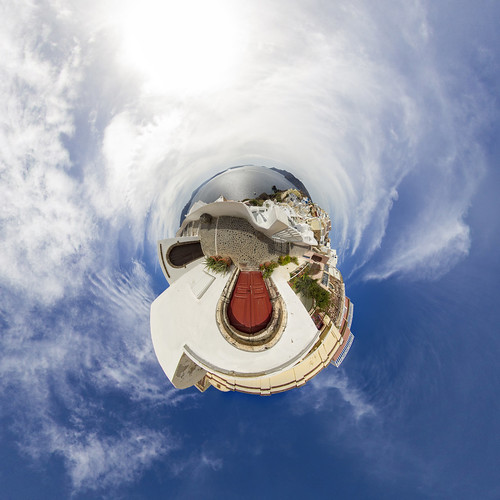 Oia Little Planet 6