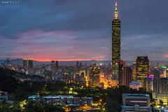 Taipei101   () Tags: night landscape star taiwan resort tokina 101  taipei taipei101 1855     101    atone  600d   101    tokina1116  101 1855isii  101