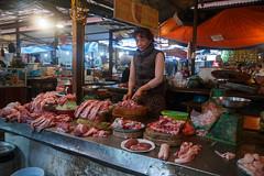 Chau Long Market, Tay Ho, Vietnam (silkylemur) Tags: lady asia southeastasia market meat vietnam fullframe hanoi canoneos asean meatmarket indochina 6d wetmarket foodmarket vitnam  2015 meatshop  wietnam vitnam  vietnamesemarket tayho hni   canonef24105mmf4lisusm  vietnameselady efmount     vietnamas canon6d      cnghaxhichnghavitnam  ngnam canoneos6d     azjapoudniowowschodnia   vijetnam  mainlandsoutheastasia     ef chaulongmarket hnuis      maritimesoutheastasia
