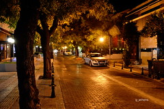 For a walk at night @Kifisia (g_athens [swaping]) Tags: street trees cars night lights δέντρα kifisia φώτα κηφισιά βραδυ δρόμοσ
