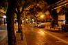 For a walk at night @Kifisia (g_athens [swaping]) Tags: street trees cars night lights δέντρα kifisia φώτα κηφισιά βραδυ δρόμοσ