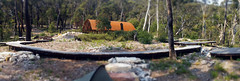 Bugiga Hiker Camp (walkingdroid) Tags: hiking australia grampians victoria aus hallsgap bugigahikercamp grampianspeakstrail bugiga