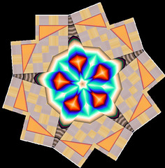 Capture 5 star 5-22 2 (crescentmoongal) Tags: abstract color kaleidoscopes