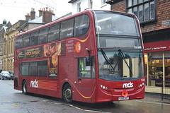 Go South Coast Salisbury Reds 1542 HJ63JKF (Will Swain) Tags: uk travel november england bus buses coast britain south go transport east vehicles vehicle salisbury wiltshire reds seen 7th 2015 1542 hj63jkf