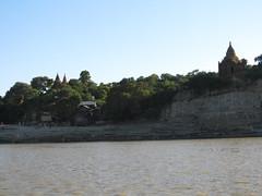 "Trajet en bateau sur le fleuve Irrawaddy (de Mandalay à Bagan) <a style=""margin-left:10px; font-size:0.8em;"" href=""http://www.flickr.com/photos/127723101@N04/22902803229/"" target=""_blank"">@flickr</a>"