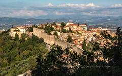 Perugia and Surrounding Countryside (chasingthelight10) Tags: travel italy photography landscapes europe streetphotography cityscapes perugia umbria