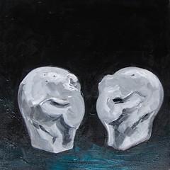 Nr62 (yv_art) Tags: art painting artwork gallery drawing modernart kunst fineart loveit modernekunst öl beautyful malerei gemälde ölgemälde artgermany oelbild ölaufleinwand yvart squaredblog