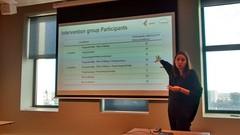 Reunion del consorcio del proyecto UHCE en Rotterdam