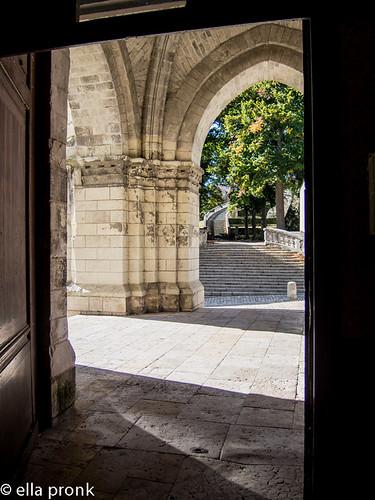 2014-09-27 Saint Aignan, collégiale Saint Aignan, Loir-et-Cher, Indre, France DSCN5396