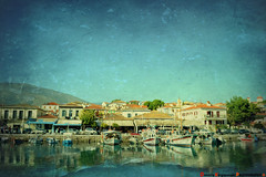 Galaxidi texture (Love me tender .**..*) Tags: november sea seascape colors architecture landscape greek photography flickr greece 2015 galaxidi nikond3100 dimitrakirgiannaki