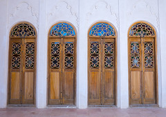 wooden doors inside aghazadeh mansion Fars Province Abarkooh Iran (Eric Lafforgue) & The World\u0027s Best Photos of door and iranian - Flickr Hive Mind Pezcame.Com