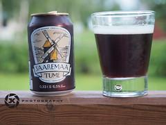 Cheers! (jan-krux photography - thx for 1.5 Mio+ views) Tags: travel beer finland dark gut reisen finnland good skandinavien drinking olympus strong bier taste scandinavia stark trinken dunkel freude em1 geschmack geschmackvoll sareemaatume