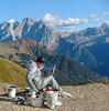 Nice Place   (IMG_3481_A) (from_the_sky) Tags: paint painter dolomiten matchpoint matchpointwinner t483 colsella mpt483