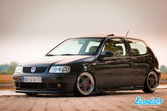 "MK4 & Polo 6N2 • <a style=""font-size:0.8em;"" href=""http://www.flickr.com/photos/54523206@N03/23224297842/"" target=""_blank"">View on Flickr</a>"