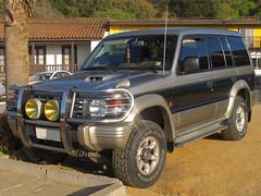 Mitsubishi Pajero Field Master 2.8 TD 1996 (RL GNZLZ) Tags: 4x4 1996 4wd 28 mitsubishi v6 td montero mitsubishipajero pajerofieldmaster