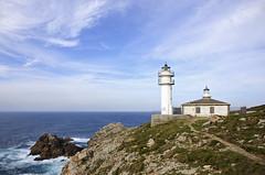Touriñan lighthouse (A.González) Tags: sea españa costa lighthouse seascape landscape faro coast mar spain coruña paisaje galicia touriñán touriñan