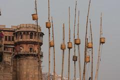 Bhonsale Palace, Varanasi (ghostwheel_in_shadow) Tags: india asia palace varanasi kashi banaras benares uttarpradesh banares publicarchitecture architectureandstructures bhonsaleghat bhonsalepalace