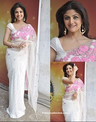 Shilpa Shetty in White Designer Net Georgette Saree with Floral Patch work (shaf_prince) Tags: georgette shilpashetty bollywoodactress bollywoodsarees designerwear nachbaliye celebritydresses netsarees sareeblousedesigns indianfashiondesigners bollywooddesignerdresses shortsleevedblouses ladiesfashionblouses stylishdesignsforblouse actressinwhitedresses floralprintsaree patchworksarees