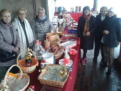 """15.12.13 Mercatino di Natale Caritas..anche domenica prossima • <a style=""""font-size:0.8em;"""" href=""""http://www.flickr.com/photos/82334474@N06/23700903416/"""" target=""""_blank"""">View on Flickr</a>"""