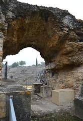 ITALICA (SEVILLA) (3) (DAGM4) Tags: espaa sevilla spain europa europe andalucia monumentos andalusia romanempire italica romanruins santiponce provinciadesevilla hispaniabaetica