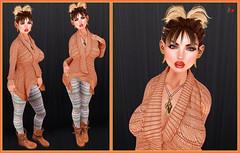 [CPS] Peaches (Skylah Kesslinger) Tags: secondlife secondlifefashion estilovirtual virtualgirls blueberryclothing maitreyameshbody douxhair ariseeyes mandalajewelry deessesboutique catwameshhead