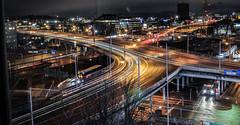 15122016-DSC_2732 (@Merssan) Tags: gothenburg göteborg longexposure longexposhots traffic lights street streetphotography town sweden
