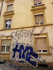 Graffiti in Zürich 2015 (kami68k -all over-) Tags: zurich zürich graffiti illegal bombing trash hype