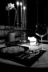 Gothic dinner (StepH_Monster) Tags: me myself photo photography photographer italy italyphoto italyphotography italyphotographer italian italianphoto italianphotography italianphotographer photographeronflickr photographerwithiphone flickr flickrphoto flickrphotography flickrphotographer apple appleiphone appleiphone6s 6s iphone iphone6s iphonephoto iphonephotography iphonephotographer iphonecamera shotwithiphone phone smartphone camera cameraphone smartphonecamera food eat rice foodphoto dinner romantic gothic romanticdinner gothicdinner blackandwhite foto fotografia cena riso candele